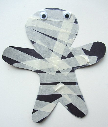 mummy-craft-for-young-kids-