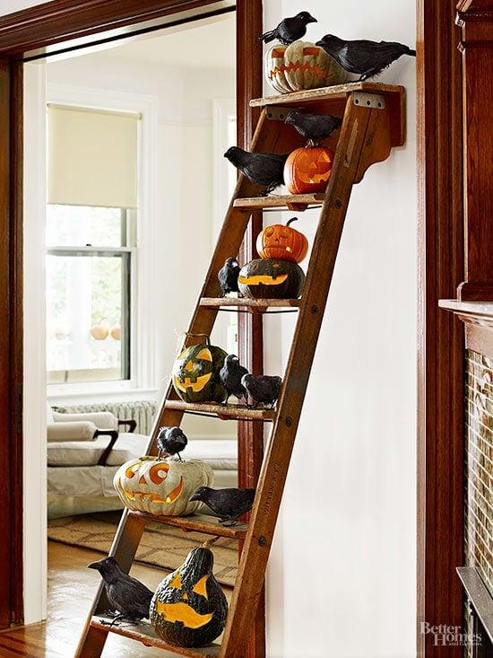 halloween-ladder
