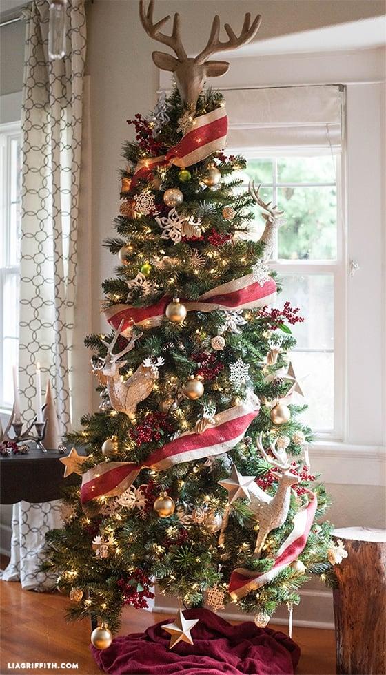 Reindeer_Christmas_Tree