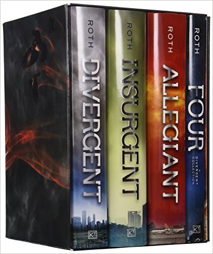 Teenage Girl Holiday Gift Guide 2015: divergent series