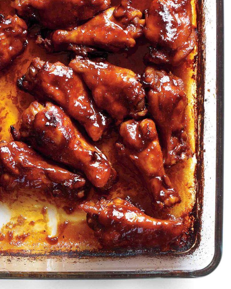 Sriracha-glazed-chicken