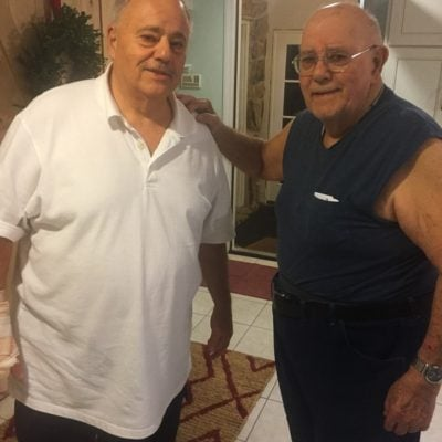 My grandfather – diabetes is kicking his butt + my dad surgery