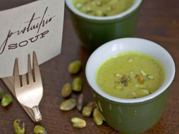 pistachio-soup