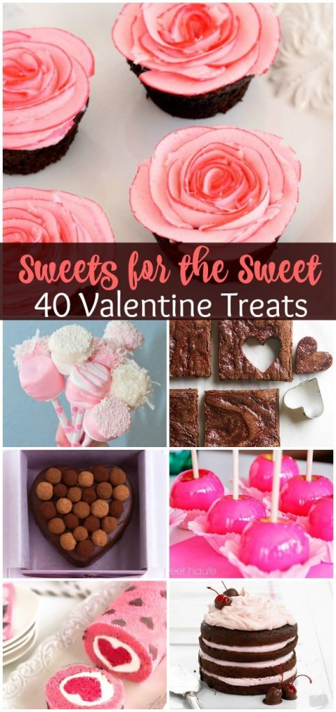 40 Valentine Treats