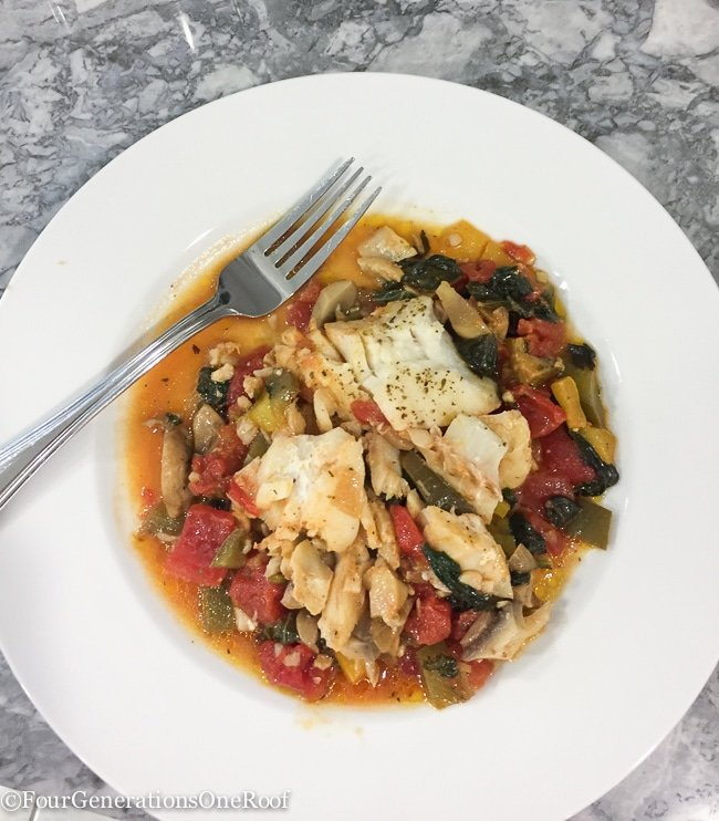 Easy and healthy cod recipes nz