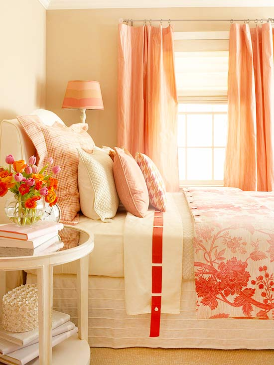 36-cozy-master-bedrooms-sunny-salmon+rose