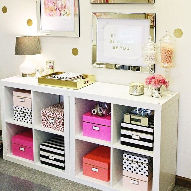 14 Fabulous Office Organization Ideas / Stylish Organization Ideas | High  Style, High Function,