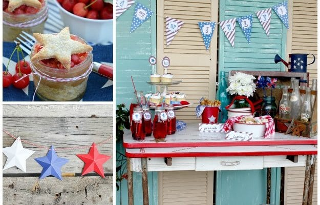 4th of July Party Ideas + lake this weekend