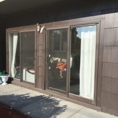 Our Foyer renovation Series {new VistaGrande Doors}