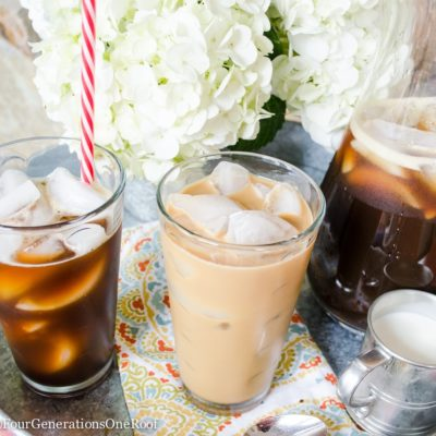 Ice Coffee Tips: How to make Ice Coffee