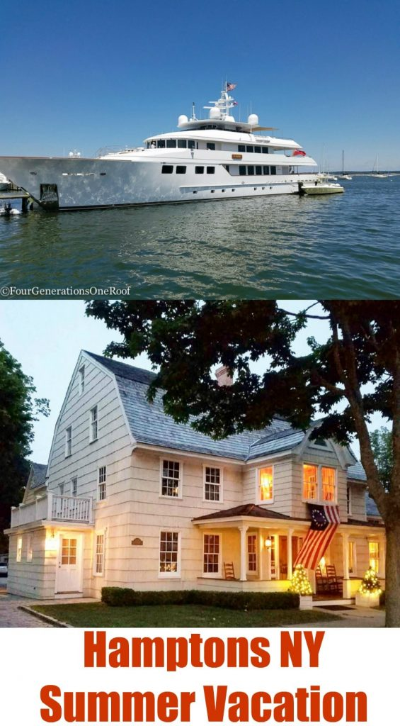Hamptons NY Summer Vacation / Things to do / Where to stay / Places to Eat / Hamptons travel