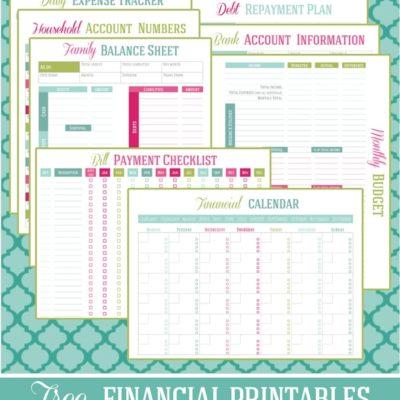 Organizing Your Bills