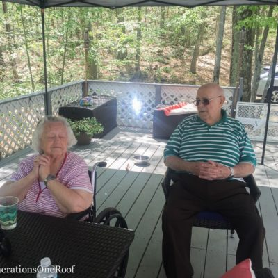 Alzheimer's – how do you deal with it? {dementia diaries}