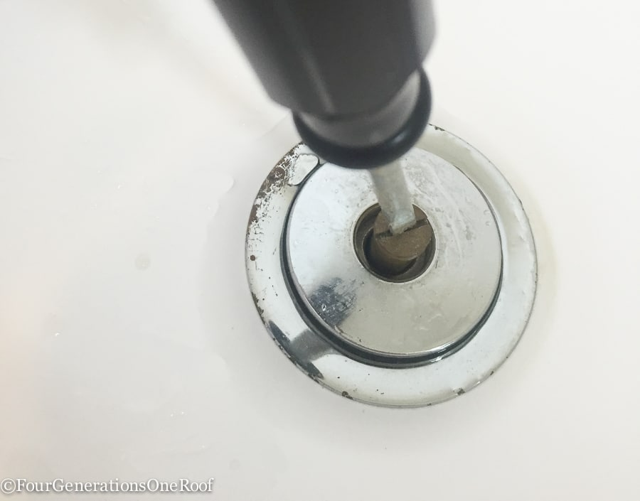how to get hair out of a shower drain