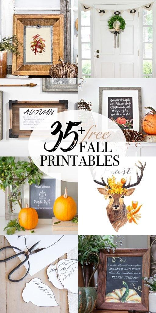 free-thankful-tags-fall-printable / 35 Free Printables