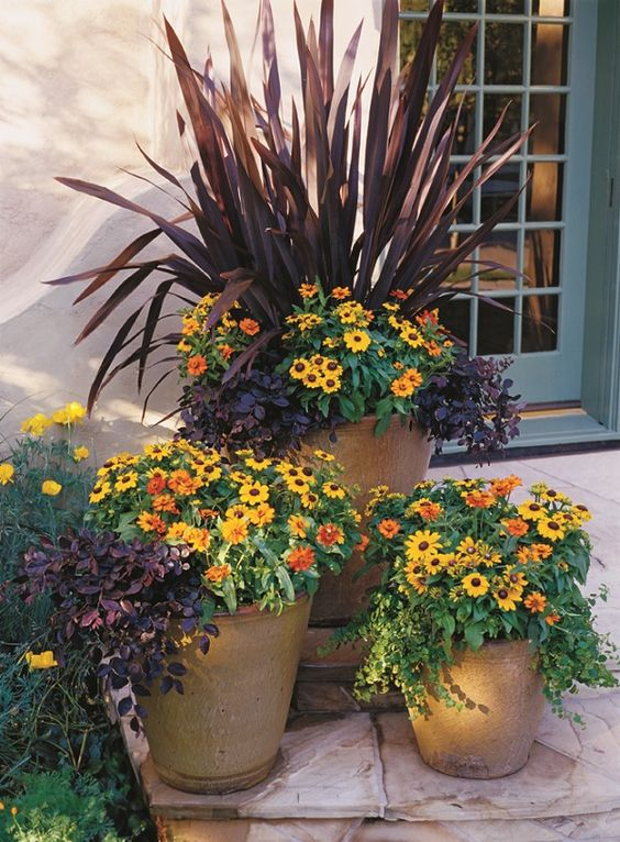 Favorite Fall Planter Ideas Four Generations One Roof