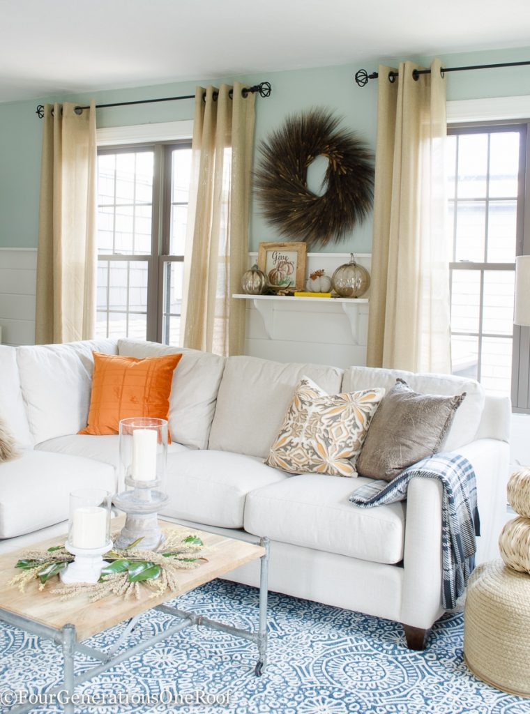 Fall Home Tour 2016 100 Homegoods Giveaway Day 2