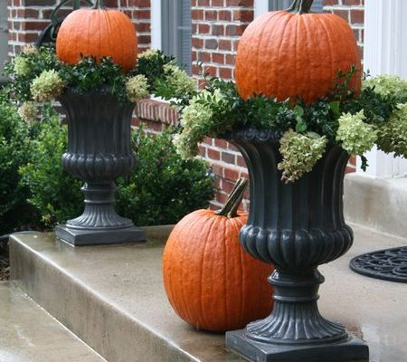 Favorite Fall Planter Ideas