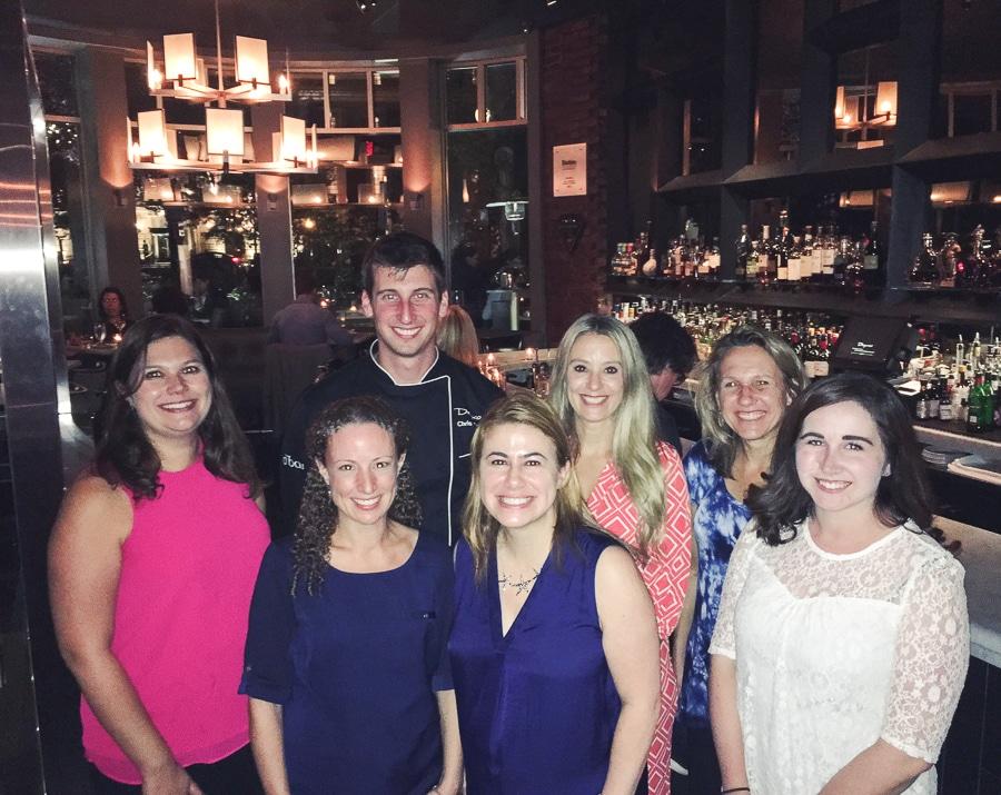 Deuxave Restaurant, Boston, MA USA
