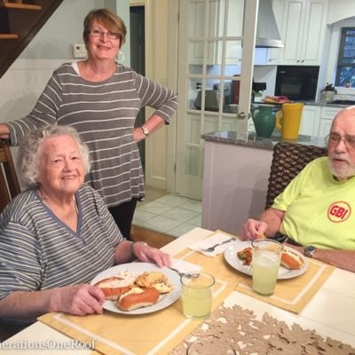 Built in babysitters – My advice to the grandparents