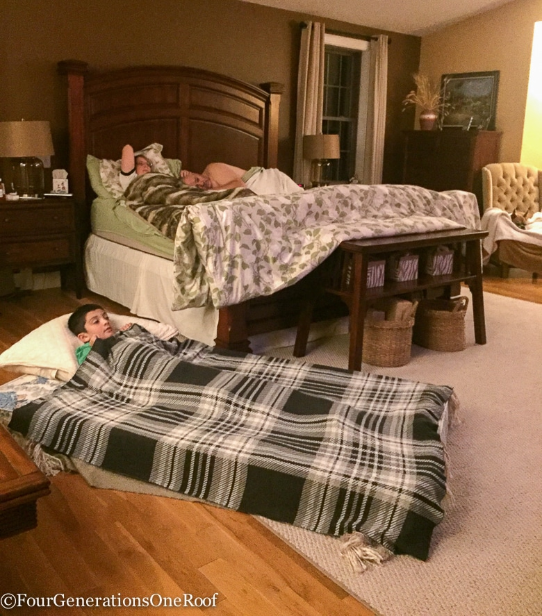 My favorite Things Gram/Chores/Pizza Party/Sleepovers