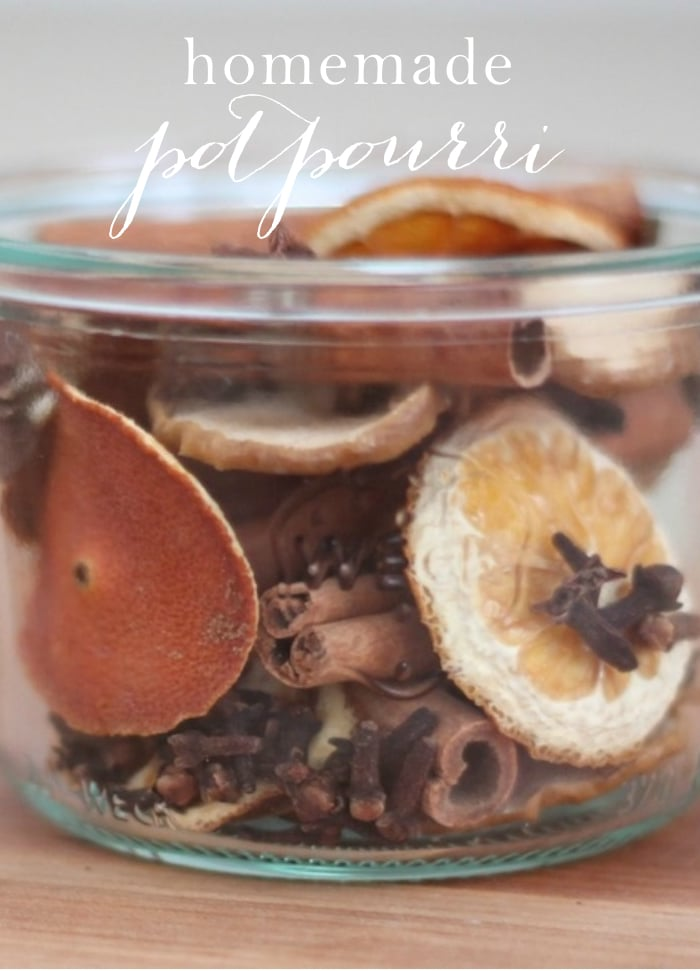 how to make your house smell like fall / yankee candle / DIY Scented Jar