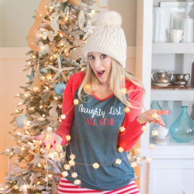 Christmas Pajamas Photo Shoot