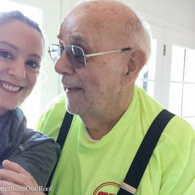 Gramps Suspender Dance Video {Dementia Diaries}