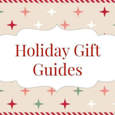 Holiday Gift Guides + THANKSGIVING Sales