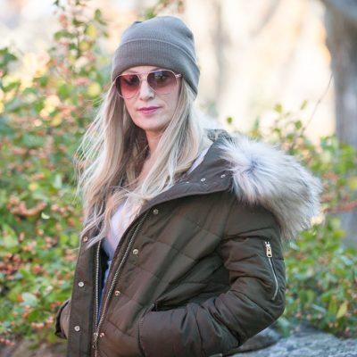 Bundle Up! My Favorite Winter Jackets