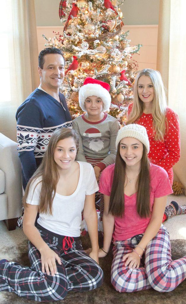 Merry Christmas {Our Family Christmas Card 2016}