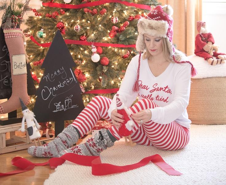 Dear Santa I Really Tried