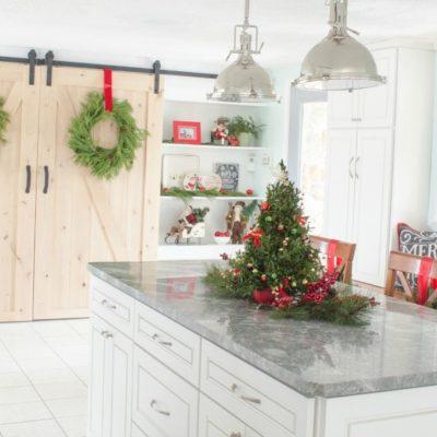 Christmas Kitchen 2016