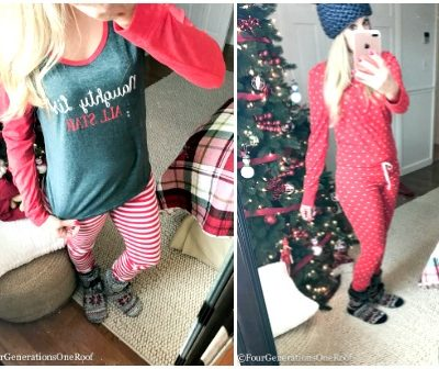Cozy In Red + $1000 Pottery Barn Gift Card Giveaway