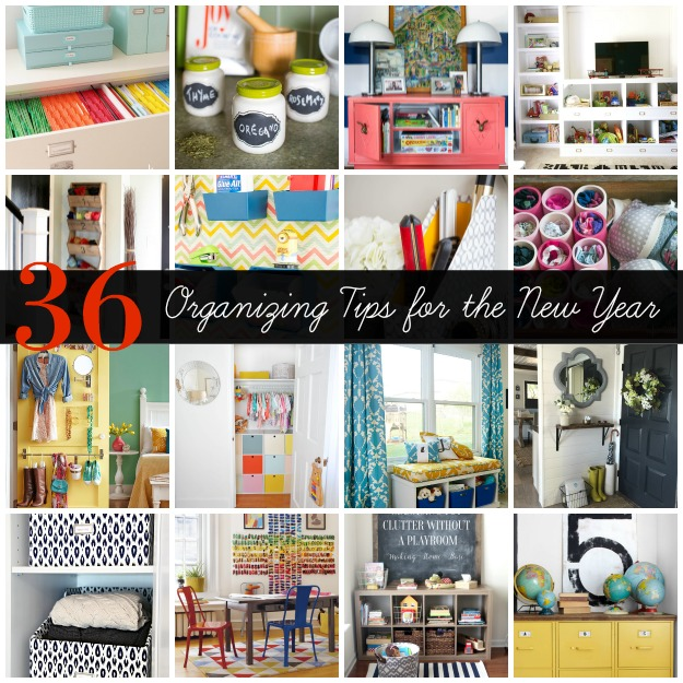 Best of 2016 | 36-Organizing-Tips