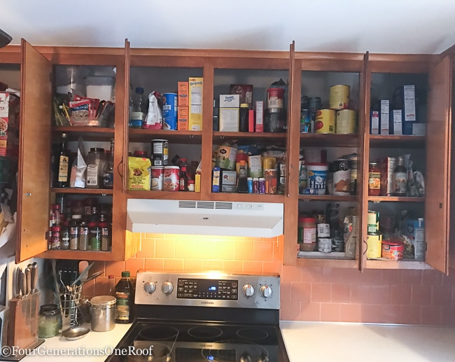 DIY Kitchen Closet Pantry. How To Turn A Small Closet Into A Kitchen Pantry  Storage