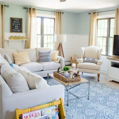 Best of 2016 Home Projects + Family