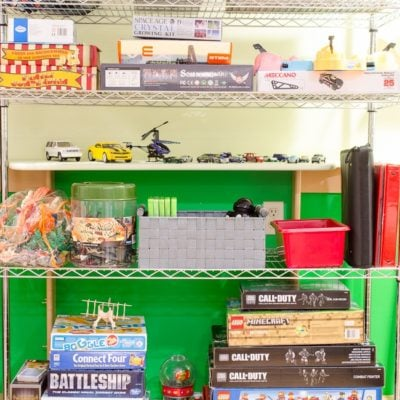 Toy Organizing Tips {our toy storage makeover}