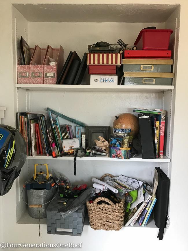 Toy Organization Ideas {Toy Storage Makeover}