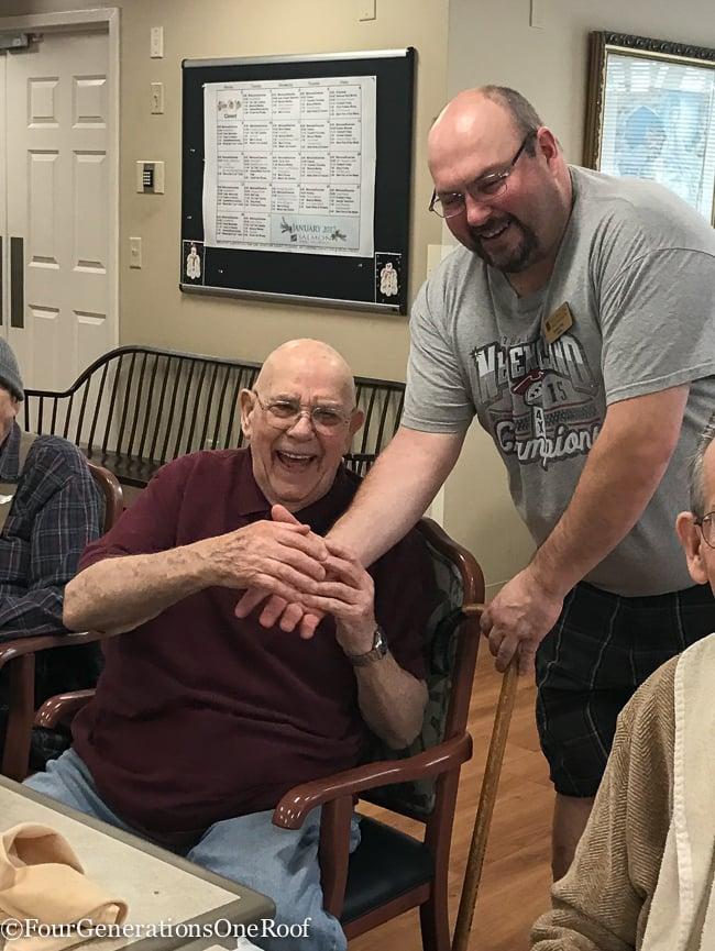 Grandfather Dementia Update