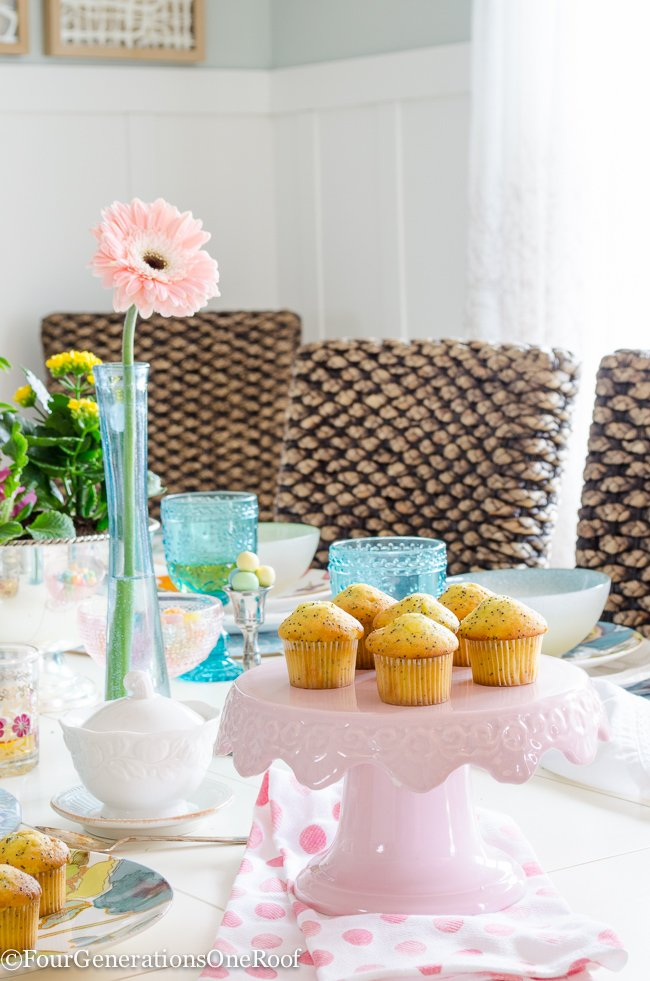 5 Styling Spring Tablescape Tips (Easter ideas too)