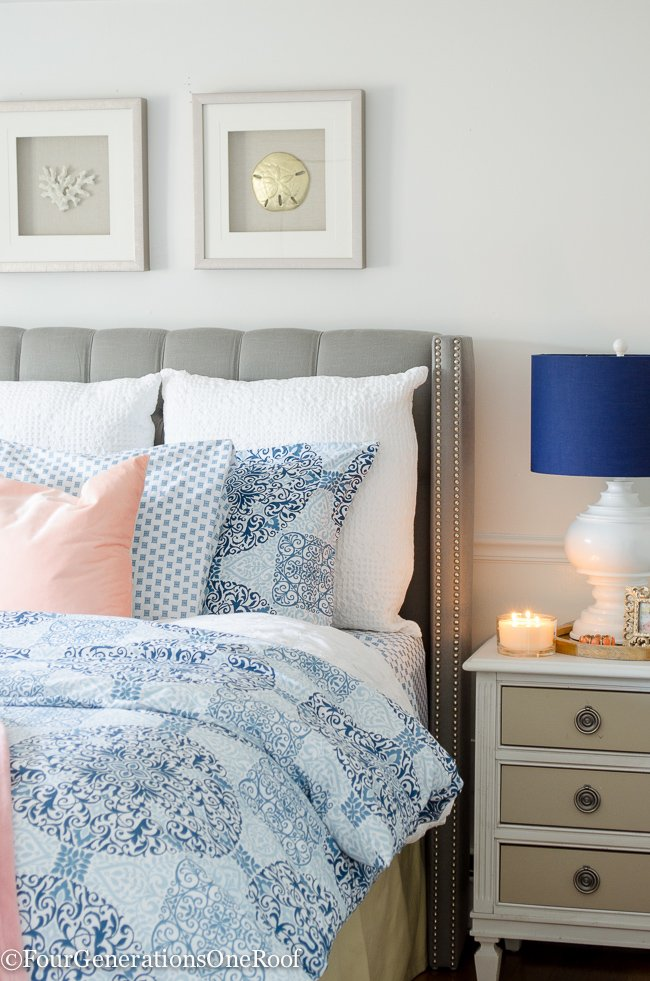 how to make white bedroom walls look gorgeous