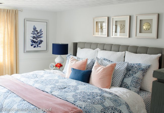 White Bedroom Walls how to make white bedroom walls look gorgeous - four generations