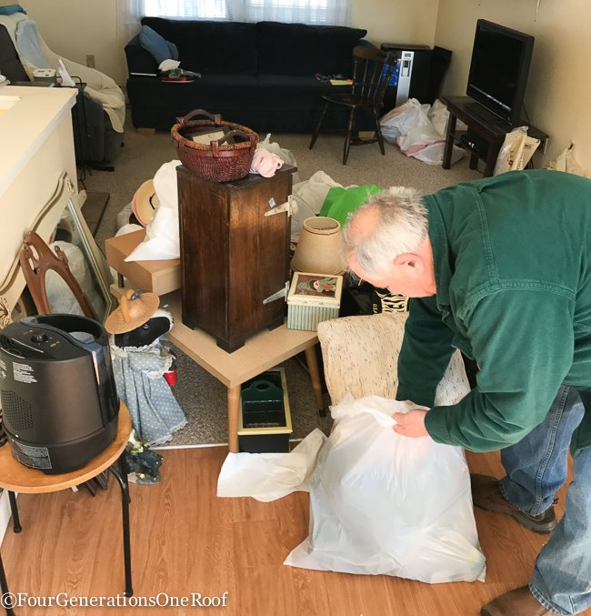 our new reality living with dementia and alzheimer's moving into main house