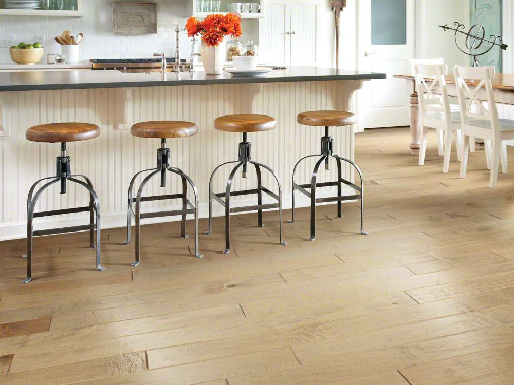 DIY Hardwood Flooring Project in our Family Room / Shaw Floors / Epic Plus Hardwood Flooring