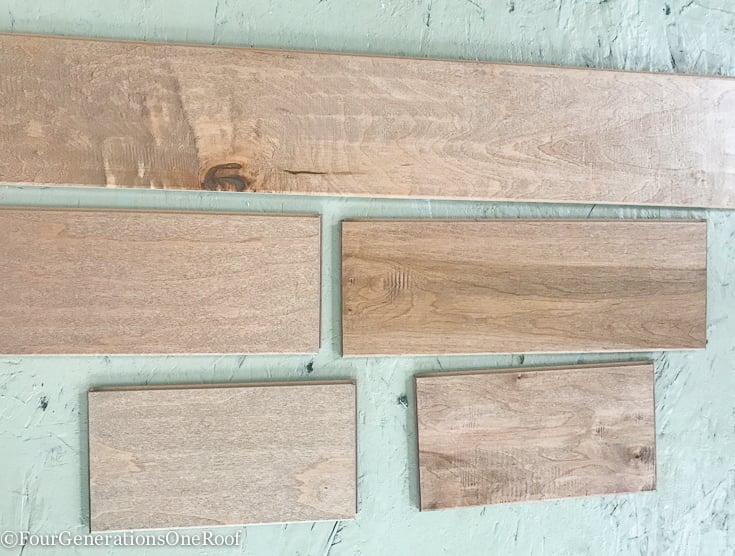 how to remove carpet + prep for hardwood floor