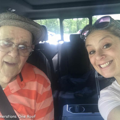 A New Chapter: Nursing Home Diaries {the day it all changed}