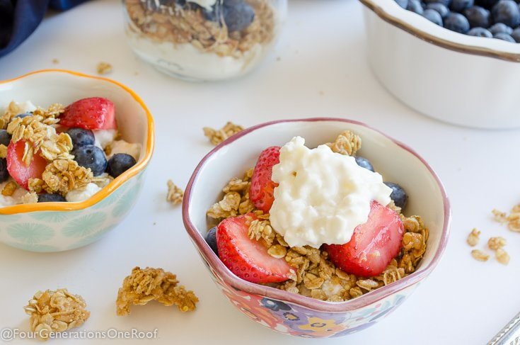 5 minute best breakfast cottage cheese idea four