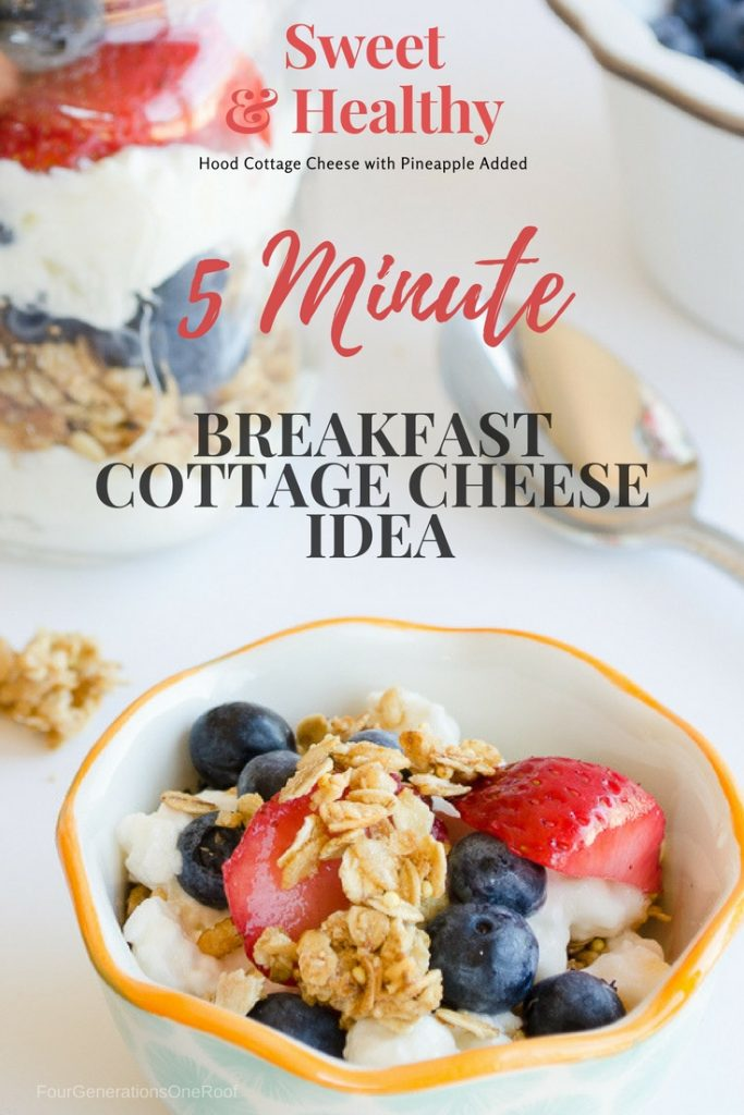 5 minute best breakfast cottage cheese idea a quick healthy breakfast rh fourgenerationsoneroof com