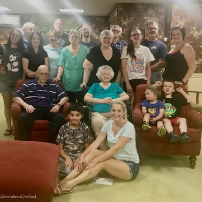 68 Years Wedding Anniversary + Grandparent News